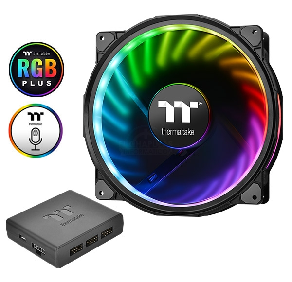 Thermaltake Riing Plus 20 RGB TT Premium Edition 2 1