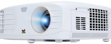 ViewSonic PX747-4K y PX727-4K: Proyectores DLP con resolución 4K y soporte HDR