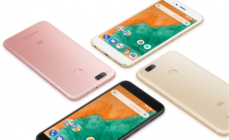 Xiaomi Mi A1 Android One 740x453 1