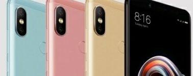 El Xiaomi Redmi Note 5 Pro aterrizará en Europa a un precio de 230 euros
