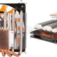Xigmatek Prodigy ST1266: Disipador CPU de alto rendimiento con diseño de perfil bajo