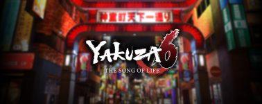 SEGA anuncia el retraso de Yakuza 6, llegará el 17 de Abril