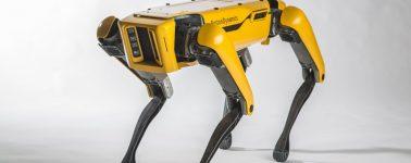 Boston Dynamics muestra su nuevo perro robot, ahora es capaz de abrir puertas