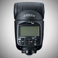 Canon presenta el 470EX-AI, el primer flash del mundo con una Inteligencia Artificial integrada