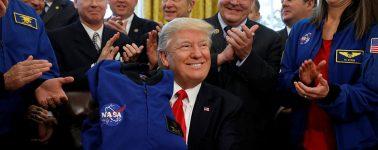 El gobierno de Trump pretende privatizar la Estación Espacial Internacional