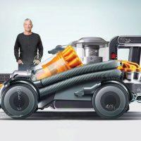 Dyson, la compañía de aspiradoras, lanzará tres vehículos eléctricos en los próximos años