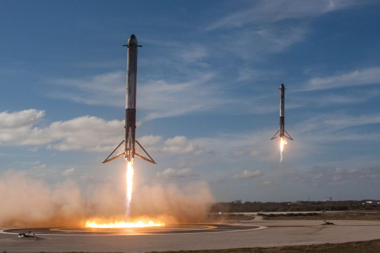 falcon heavy propulsores spacex 740x493 0