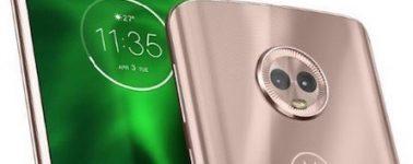 Motorola Moto G6, G6 Plus y G6 Play filtrados al completo, incluso su precio