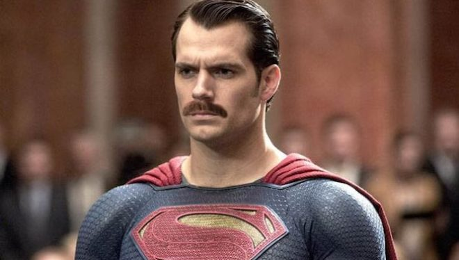 superman bigote portada 1
