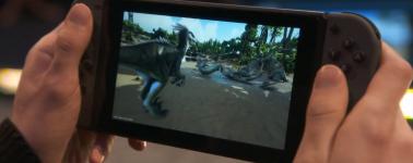 ARK: Survival Evolved terminará llegando a la Nintendo Switch
