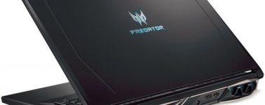 Acer Predator Helios 500 filtrado: Portátil de 17.3″ @ 144 Hz, Core i9 y una GeForce GTX 1070