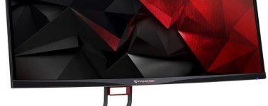 Acer Predator X34P: Panel IPS Curvo Quad HD+ @ 120 Hz con Nvidia G-Sync