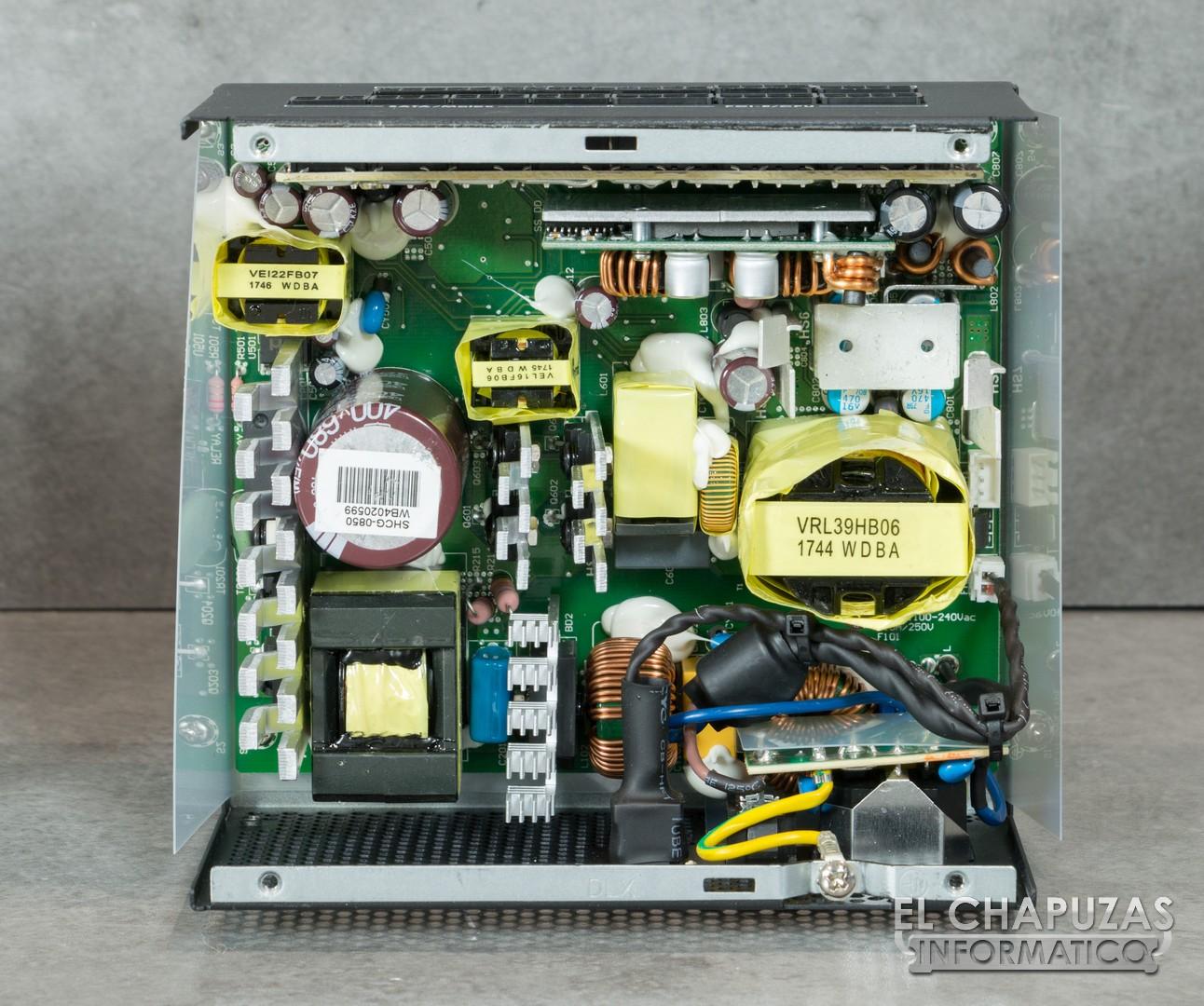 Review: Antec HCG Gold 850W