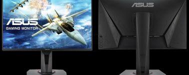 Asus VG258Q: Monitor gaming de 24.5″ @ 144 Hz y soporte HDR400
