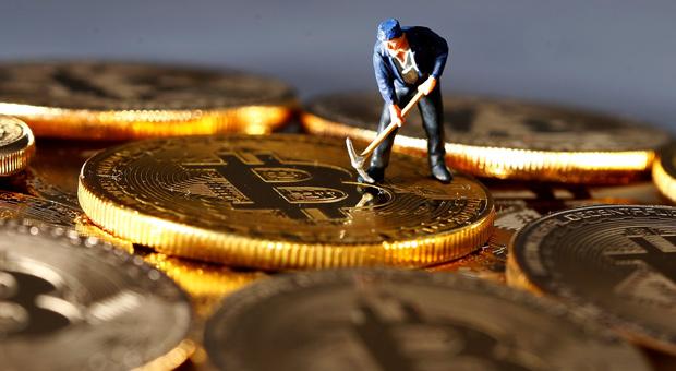 Bitcoin mineria 0