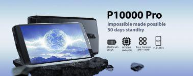 Blackview P10000 Pro: Un 6″ con cuatro cámaras y batería de 11.000 mAh