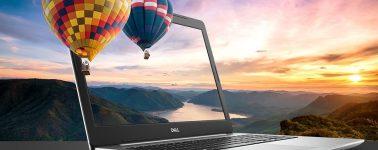 Dell lanza sus portátiles Inspiron 17 5000 con las APUs AMD Ryzen Mobile