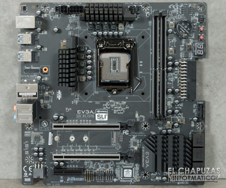 EVGA Z370 Micro ATX 12 721x600 14