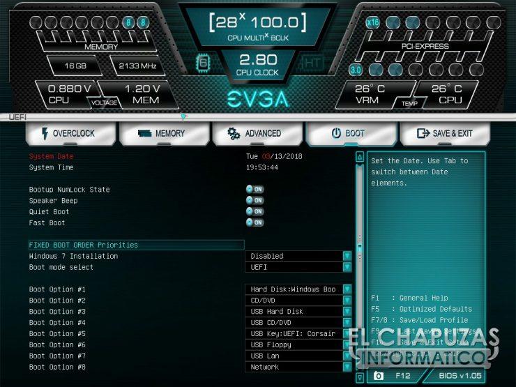 EVGA Z370 Micro ATX BIOS 04 740x555 40