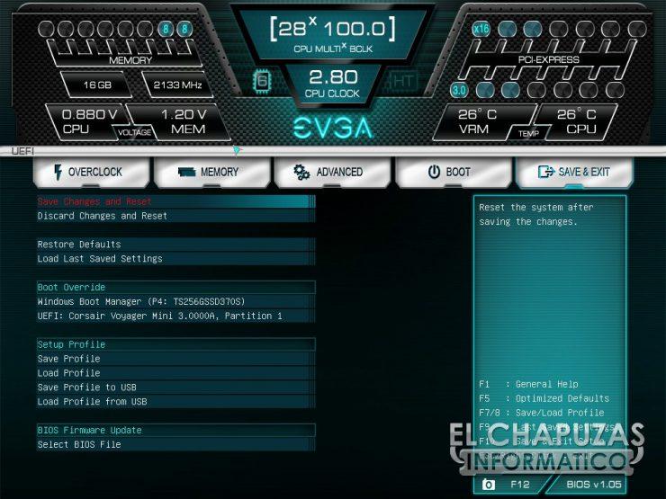 EVGA Z370 Micro ATX BIOS 05 740x555 41
