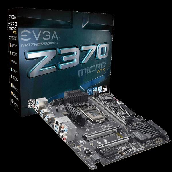 EVGA Z370 Micro ATX Oficial 600x600 1