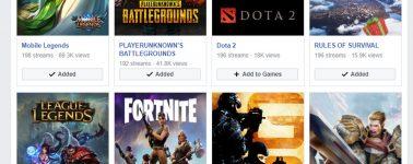 Facebook estaría creando una plataforma de streaming para gamers buscando competir con Twitch