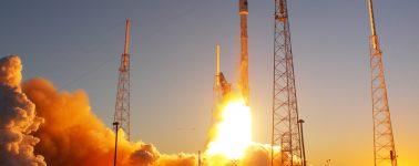 SpaceX falla al recuperar un Falcon 9 por primera vez en 26 lanzamientos exitosos