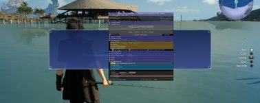 Final Fantasy XV 'Special K': Un mod que mejora el rendimiento, tiempo de carga y la jugabilidad