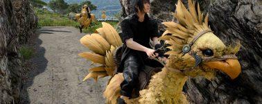Final Fantasy XV aterriza en PC cargado de tecnología exclusiva de Nvidia