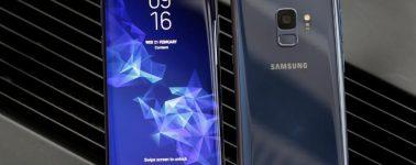 Las precompras del Galaxy S9 estarían siendo ligeramente más bajas respecto al Galaxy S8