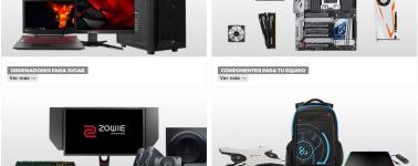 Arrancan los Gaming Days en PcComponentes, descuentos hasta el 21 de Marzo