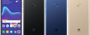 Huawei Y9 (2018): 5.93″, Kirin 659, diseño de cuádruple cámara y batería de 4000 mAh