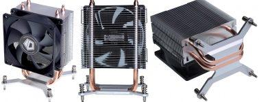 ID-Cooling Tiny SE-812i: Disipador CPU económico pensado para CPUs Intel