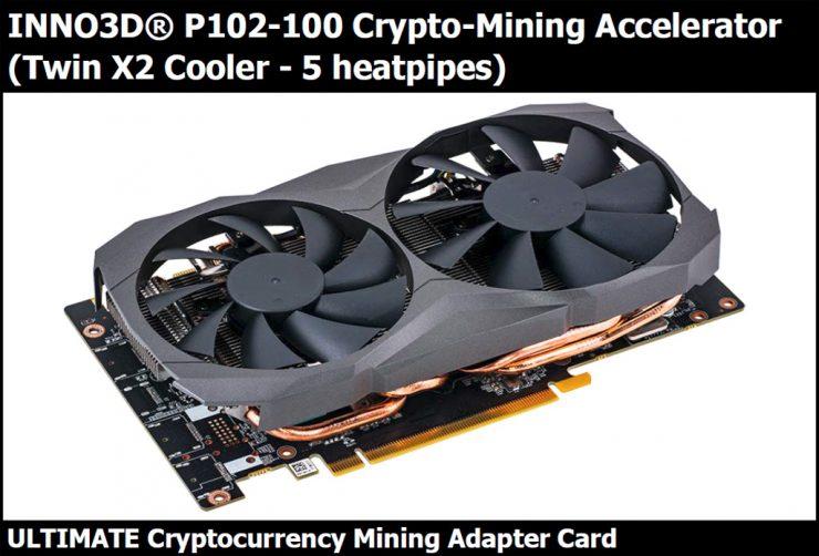 Inno3D P120 100 Crypto Mining Accelerator 740x502 0