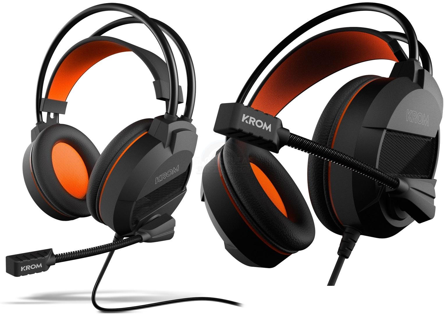 Krom Khami Gaming Auriculares