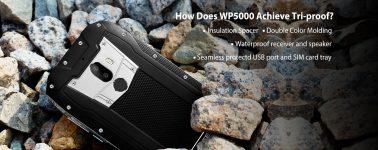 El Oukitel WP5000 (5.7″ y 5000 mAh) nos muestra su resistencia a los golpes y caídas