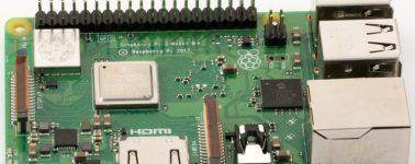 Raspberry Pi 3 Model B+ anunciada: Mejoras en el procesador y la conexión a Internet