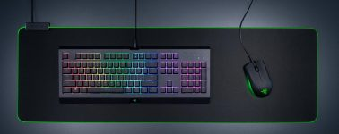 Razer Goliathus Chroma: Razer ya tiene su alfombrilla con iluminación RGB