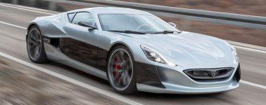 Porsche adquiere el 10 por ciento de Rimac, la firma de superdeportivos eléctricos