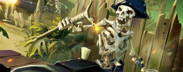 Sea of Thieves se estrenó con una gran cantidad de problemas