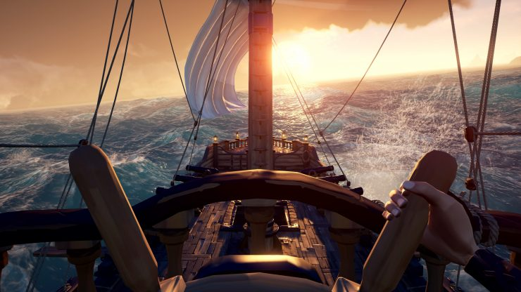 Sea of Thieves Barco 740x416 0