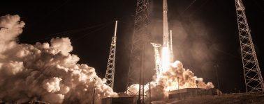 SpaceX recupera con éxito el primer Falcon 9 Block 5 reutilizado