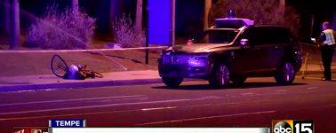 El vídeo del accidente del coche autónomo de Uber demuestra que el vehículo no fue el culpable