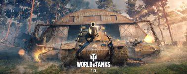 World of Tanks 1.0 ya está disponible, estrena motor gráfico respaldado por Intel