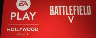 Filtran una nueva imagen publicitaria que confirma la presentación de Battlefield V en Junio