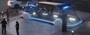 The Boring Company promete viajes de Hyperloop por 1 dólar