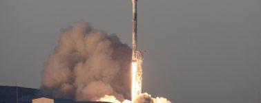 SpaceX llevará a cabo el lanzamiento con mayor carga de satélites a finales de año