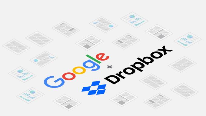 google dropbox 0