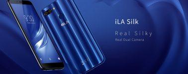 iLA Silk: Un 5.7″ con SoC Snapdragon 430, 4GB RAM y batería de 3000 mAh