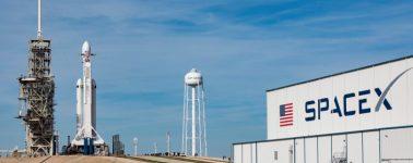 SpaceX despide al 10 por ciento de su plantilla de empleados